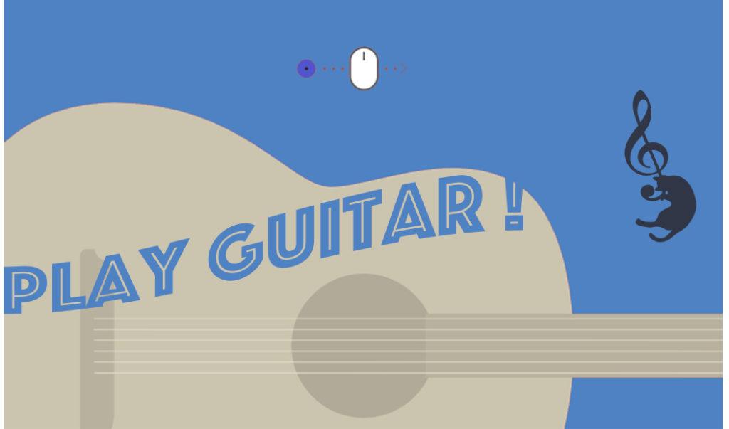 [Codrops]楽器サイト作り方 ギター編