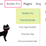 Themify Builder vs Builder Pro