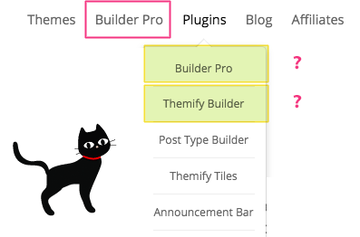 Themify Builder vs Builder Pro