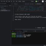 AWSのCloud9を使ってホームページ作成