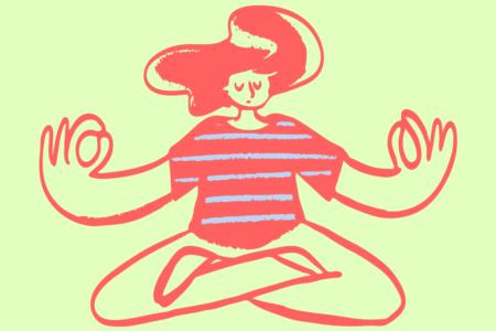 MeditatingDoodle